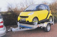 Neuffer GmbH, Q Smart, Fahrzeugtransporter